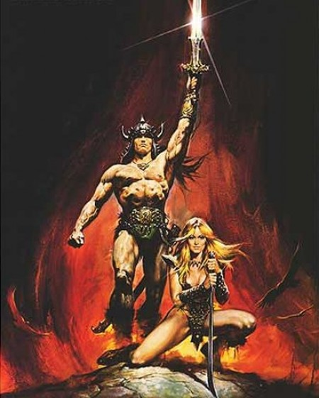Barbar Conan / Conan The Barbarian