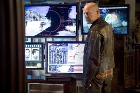 Bruce Willis v Surrogates - první fotka