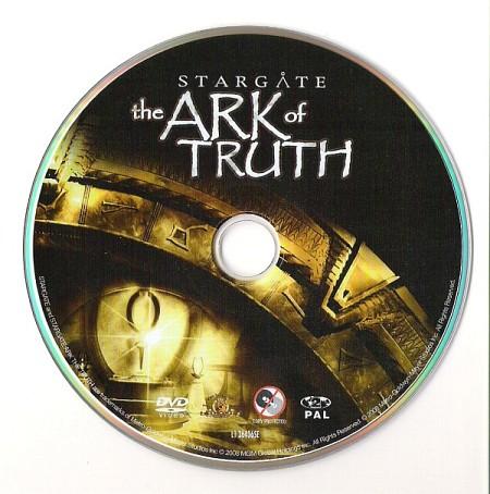 Hvězdná brána: Archa pravdy - DVD