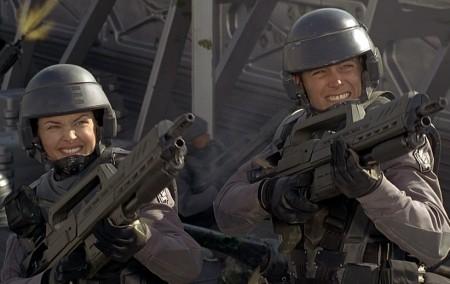 Hvězdná pěchota / Starship Troopers