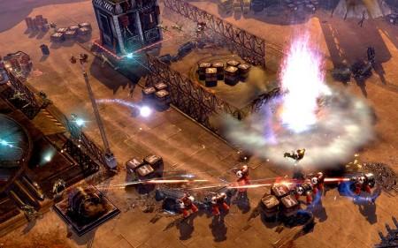 Novinky o Warhammer 40000 Dawn of War 2