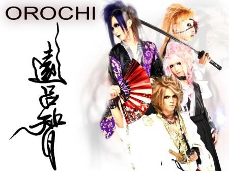 Orochi v Praze