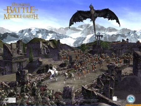 Pán Prstenů Bitva o Středozem / Battle for Middle Earth