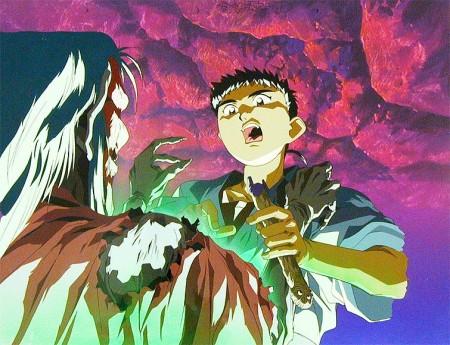 Tenchi Muyo! Ryo-Ohki a Tenchi Universe