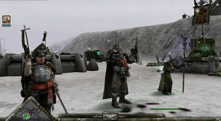 Warhammer 40K Dawn of War: Winter Assault