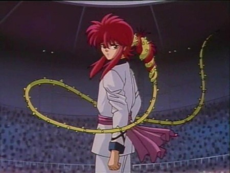 Yu Yu Hakusho (Ghost Files)